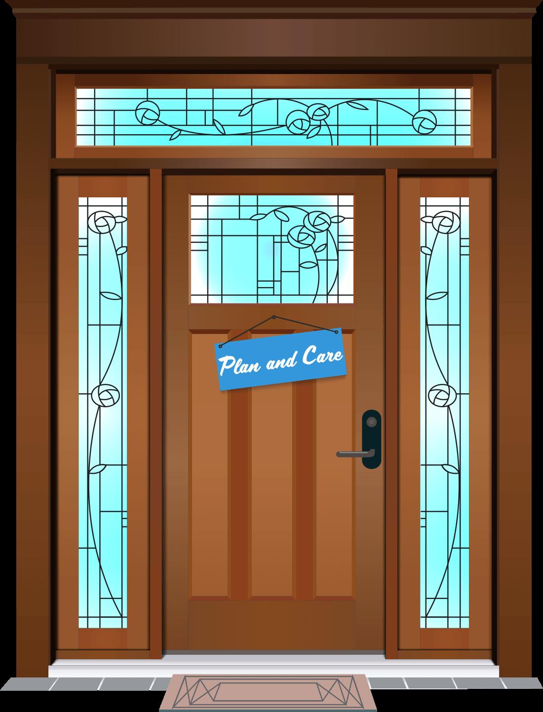 Mary Ann DeKing's Virtual Meeting Door